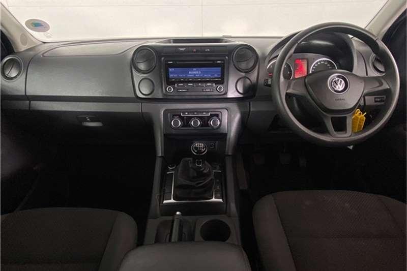 Used 2016 VW Amarok 2.0TDI double cab Trendline