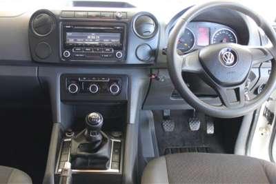 Used 2017 VW Amarok 2.0TDI double cab Trendline