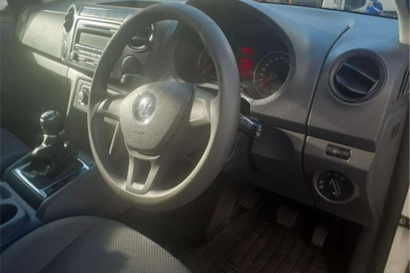 Used 2016 VW Amarok 2.0TDI double cab Trendline 4Motion