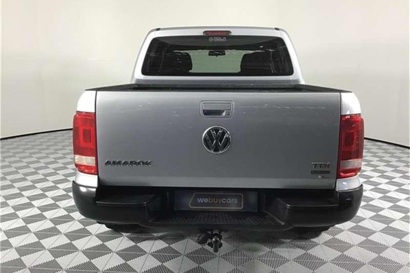 VW Amarok 2.0TDI double cab Trendline 4Motion 2017