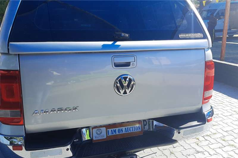 Used 2012 VW Amarok 2.0TDI Trendline