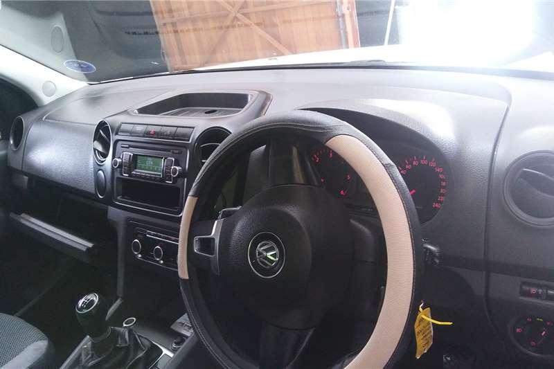 VW Amarok 2.0TDI Trendline 2013