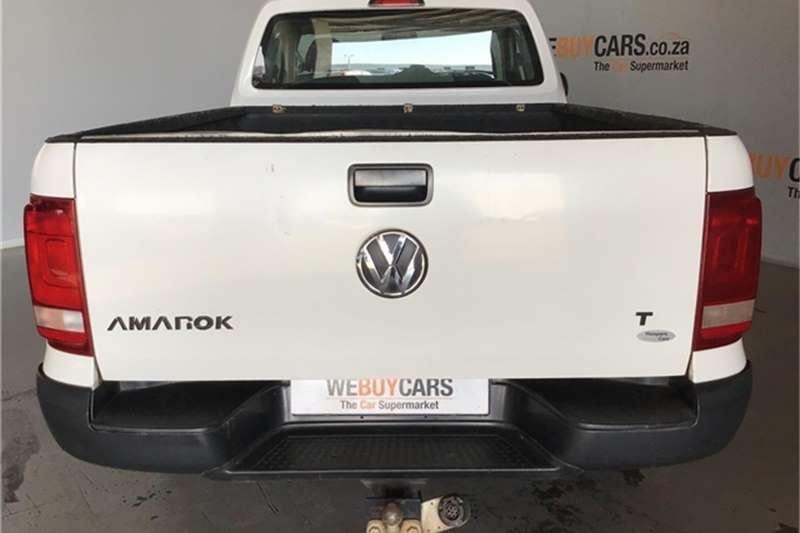 VW Amarok 2.0TDI Trendline 2015