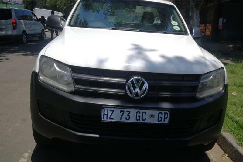 Used 2015 VW Amarok 2.0TDI Trendline
