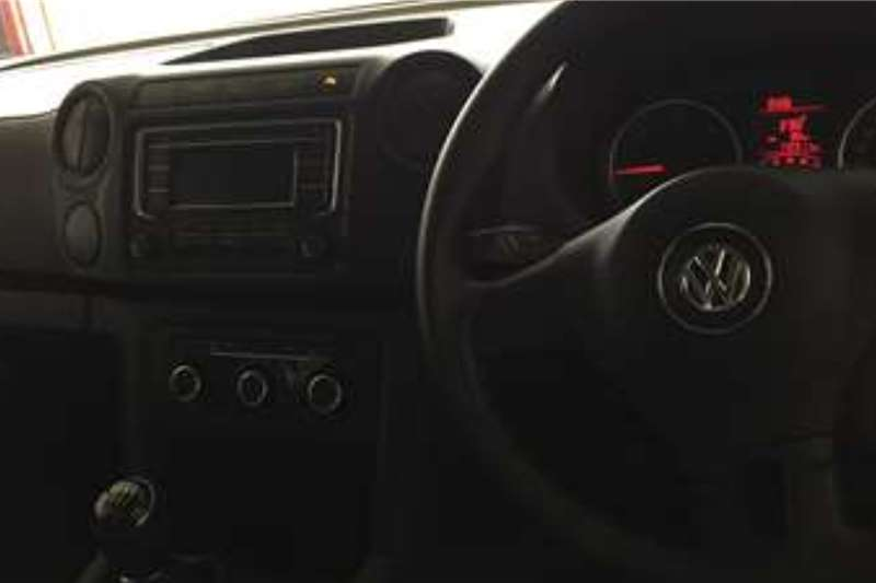 2015 VW Amarok Amarok 2.0TDI Trendline