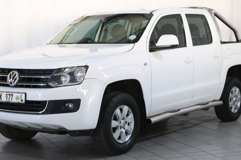 VW Amarok 2.0TSI double cab Highline 2012
