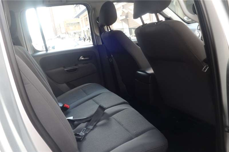 VW Amarok 2.0TSI double cab Highline 2012
