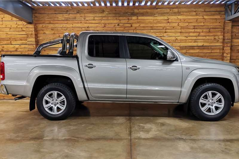 VW Amarok 2.0TSI double cab Highline 2013
