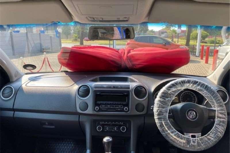 2013 VW Amarok Amarok 2.0TSI double cab Highline