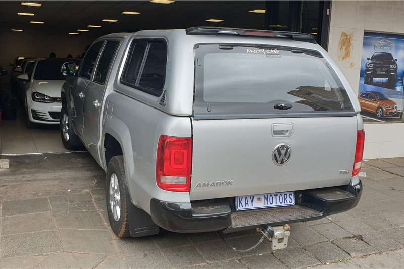 VW Amarok 2.0TSI double cab Highline 2015