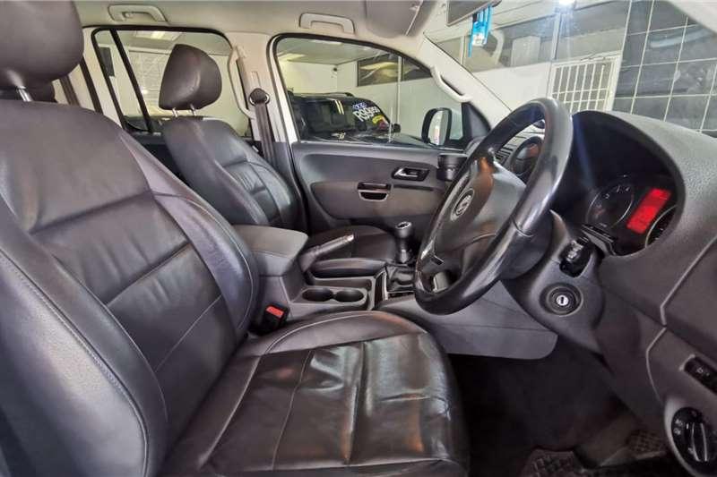 2011 VW Amarok Amarok 2.0TSI double cab Trendline