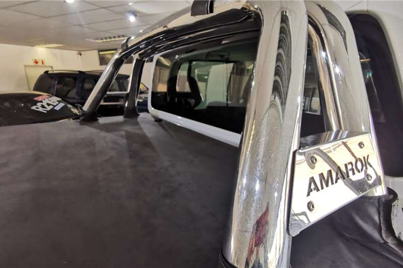 Used 2011 VW Amarok 2.0TSI double cab Trendline