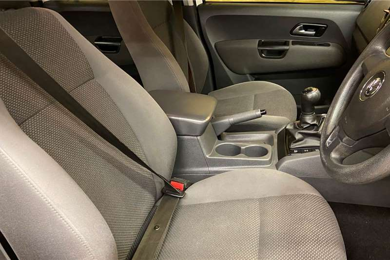Used 2012 VW Amarok 2.0TSI double cab Trendline