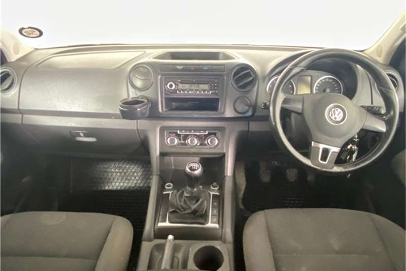 2012 VW Amarok Amarok 2.0TSI double cab Trendline