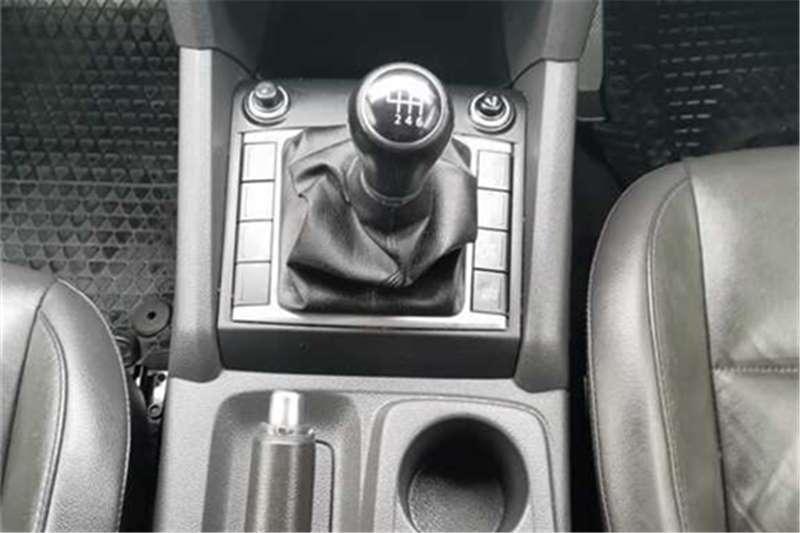 VW Amarok 2.0TSI double cab Trendline 2013