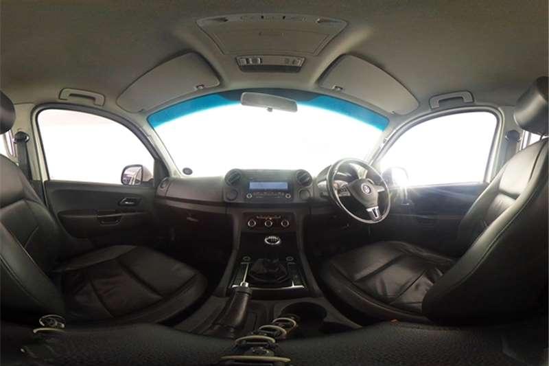 Used 2013 VW Amarok 2.0TSI double cab Trendline