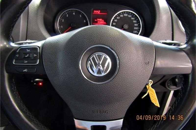 VW Amarok 2.0TSI double cab Trendline 2014