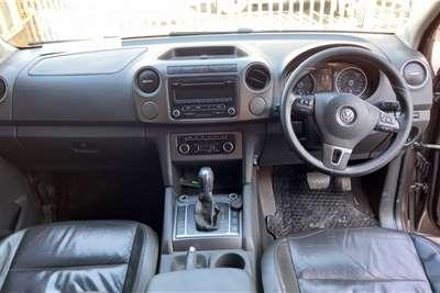 Used 2014 VW Amarok 2.0TSI double cab Trendline