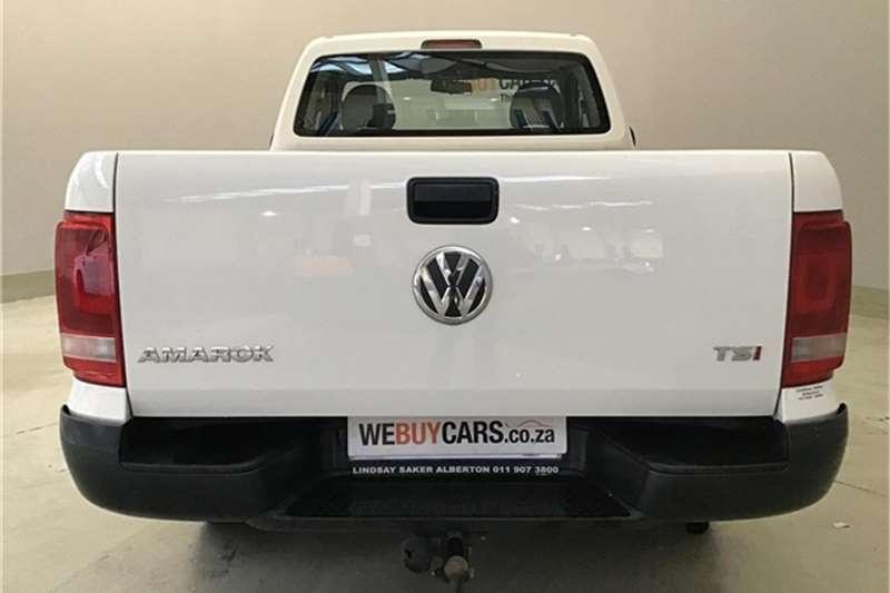 VW Amarok 2.0TSI Trendline 2013