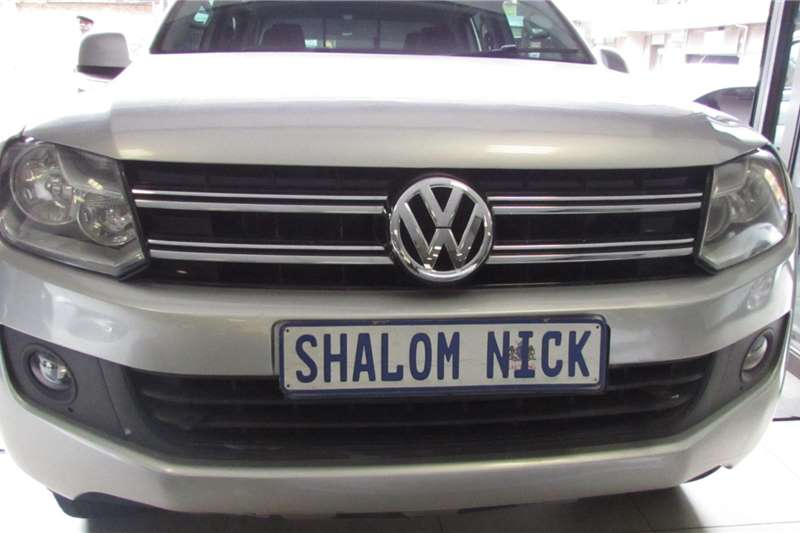 VW Amarok 2,5 2014