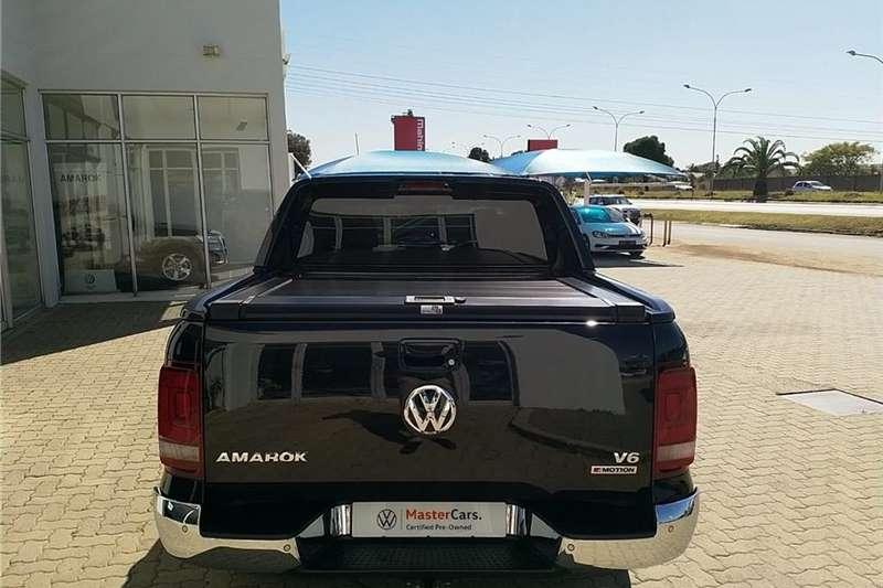 Used 2021 VW Amarok