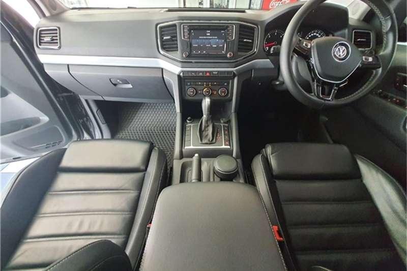VW Amarok 3.0 V6 TDI double cab Extreme 4Motion 2017