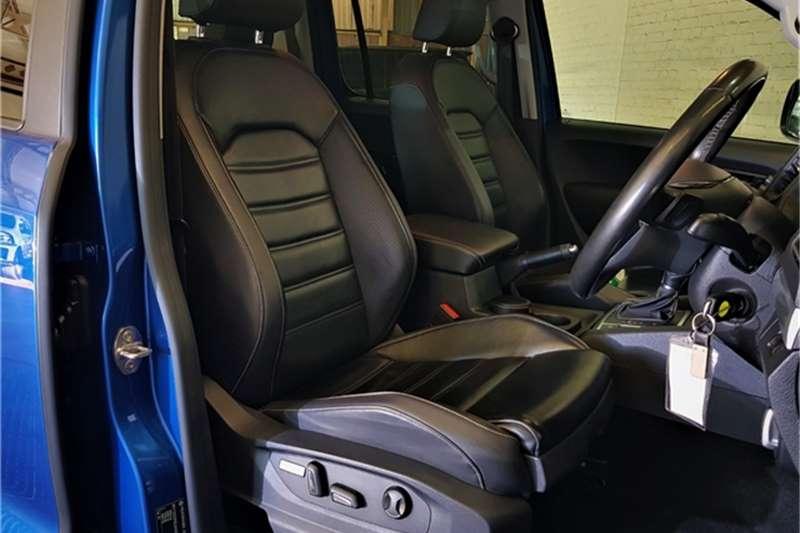 2018 VW Amarok Amarok 3.0 V6 TDI double cab Extreme 4Motion