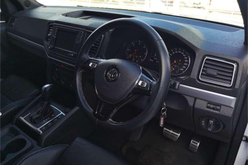 Used 2020 VW Amarok 3.0 V6 TDI double cab Extreme 4Motion