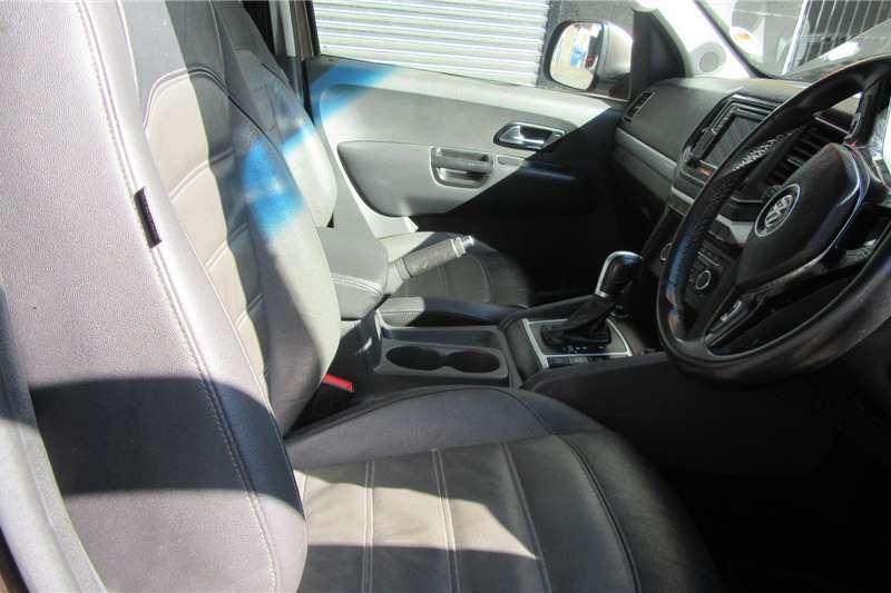 VW Amarok 3.0 V6 TDI double cab Highline 4Motion 2014
