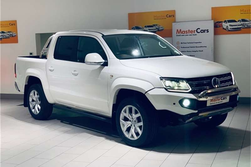 VW Amarok 3.0 V6 TDI double cab Highline 4Motion 2017