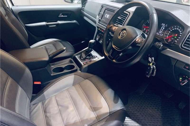 VW Amarok 3.0 V6 TDI double cab Highline 4Motion 2017