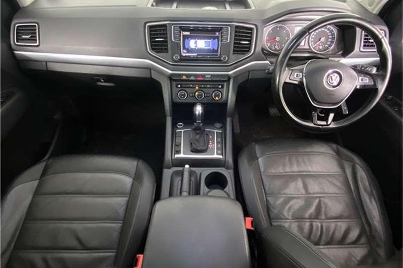 2017 VW Amarok Amarok 3.0 V6 TDI double cab Highline 4Motion
