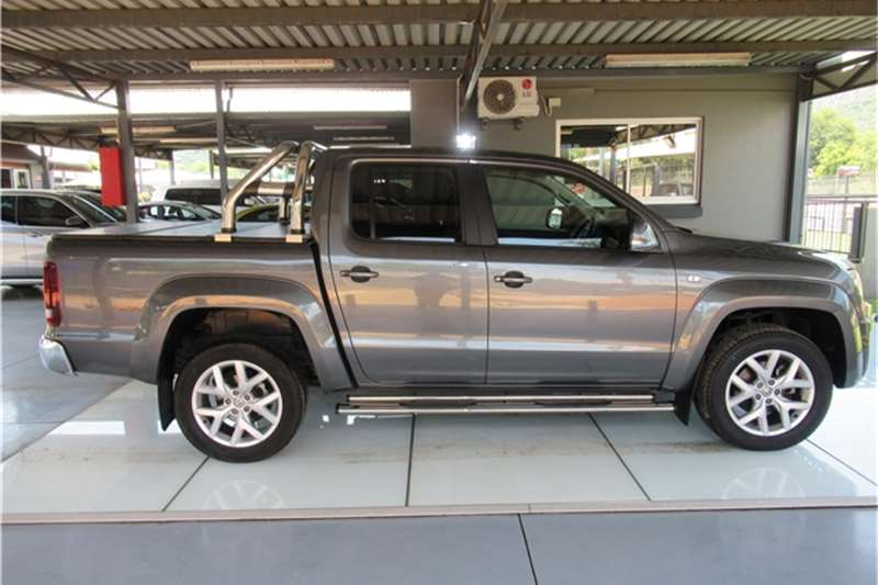VW Amarok 3.0 V6 TDI double cab Highline 4Motion 2018