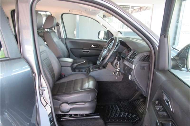 VW Amarok 3.0 V6 TDI double cab Highline 4Motion 2018