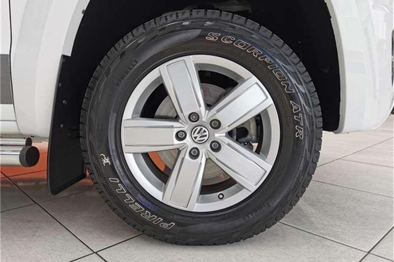Used 2018 VW Amarok 3.0 V6 TDI double cab Highline 4Motion