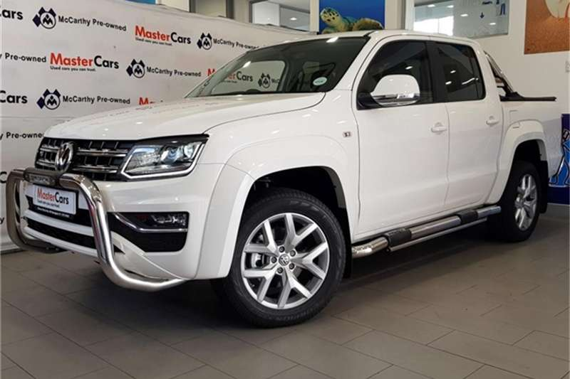 VW Amarok 3.0 V6 TDI double cab Highline 4Motion 2019