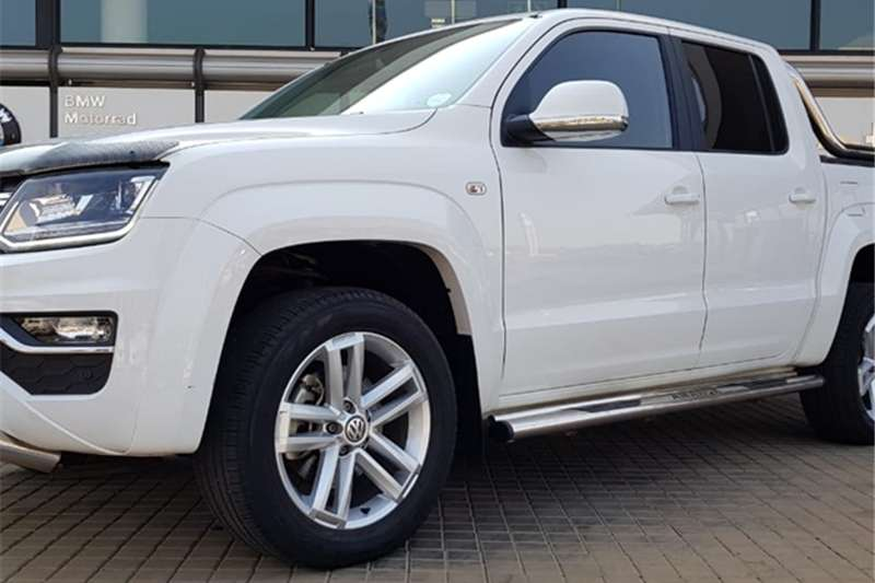 VW Amarok 3 0 V6 TDI double cab Highline Plus 4Motion