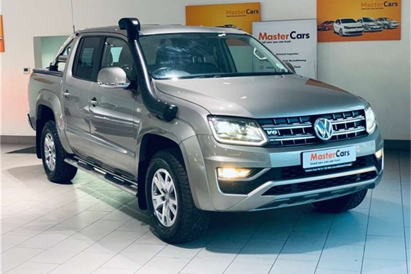 VW Amarok 3.0 V6 TDI double cab Highline Plus 4Motion 2017