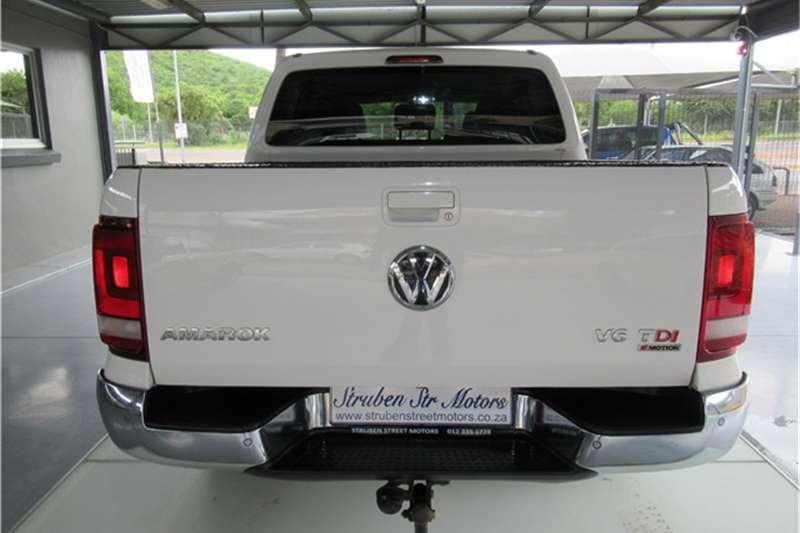 VW Amarok 3.0 V6 TDI double cab Highline Plus 4Motion 2017