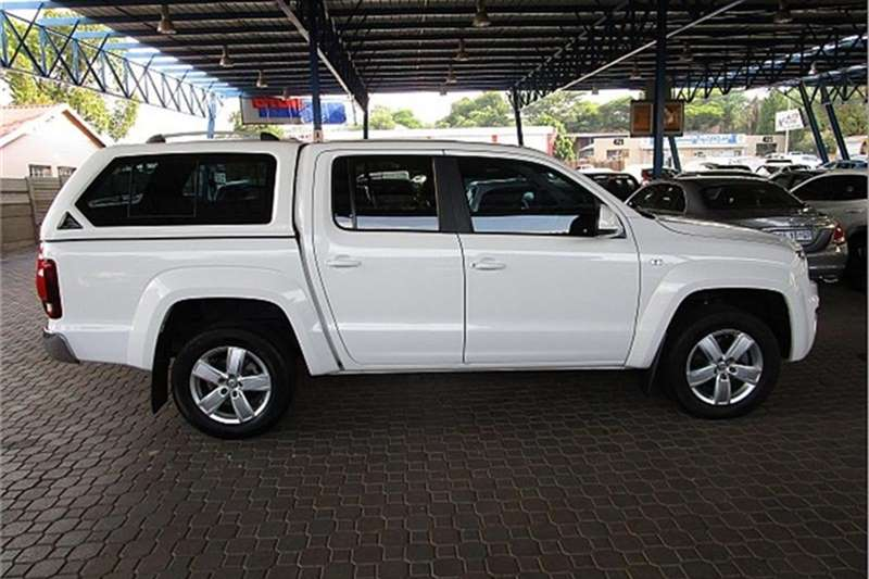 VW Amarok 3.0 V6 TDI double cab Highline Plus 4Motion 2018