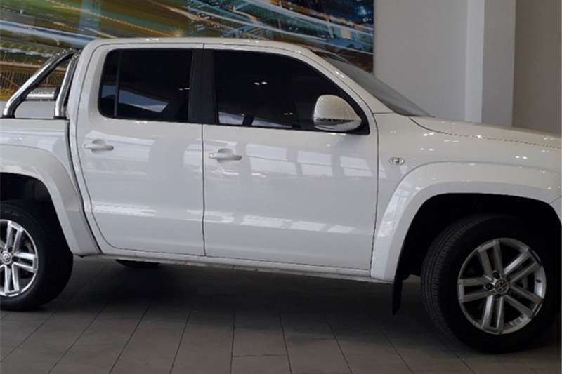 VW Amarok 3.0 V6 TDI double cab Highline Plus 4Motion 2019