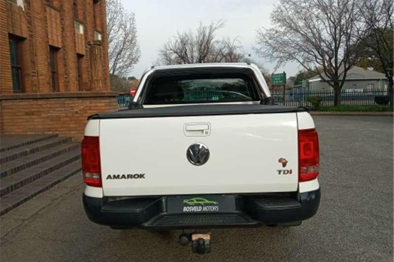 Used 2013 VW Amarok Double Cab