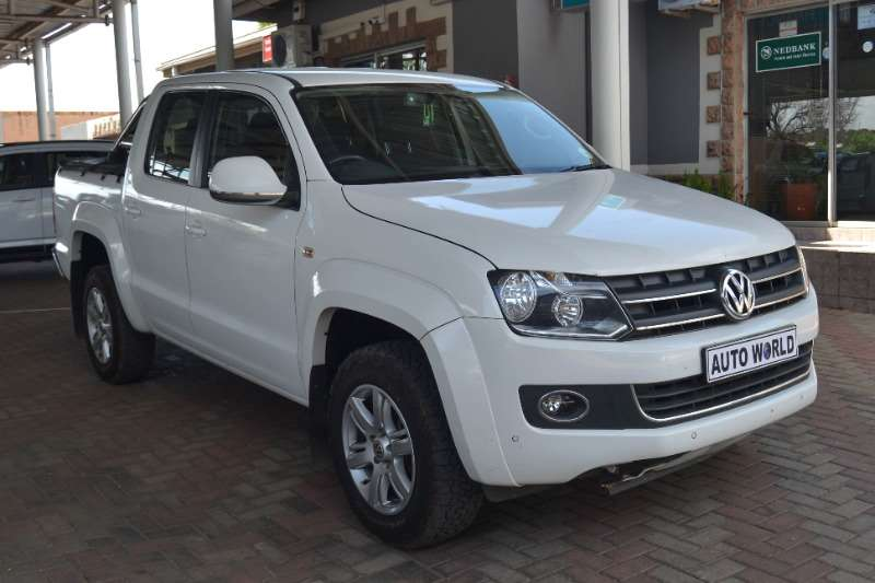 VW Amarok Double Cab 2.0 Bi TDi Highline 2014