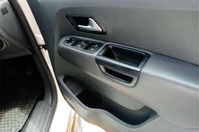 VW Amarok Double Cab 2.0TDI diesel white 2013