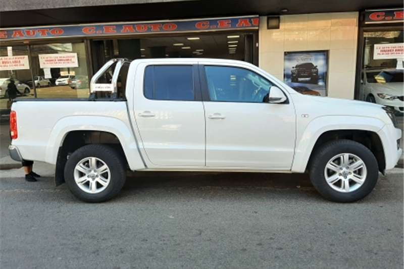 VW Amarok Double Cab 2.0TDI Turbo 2012