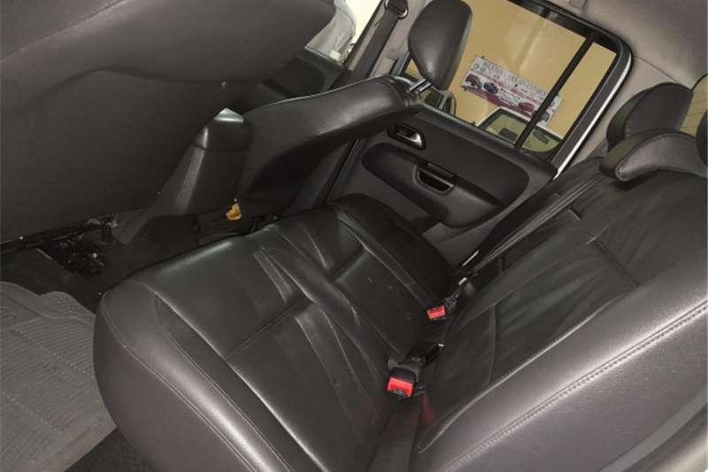 Used 2015 VW Amarok Double Cab