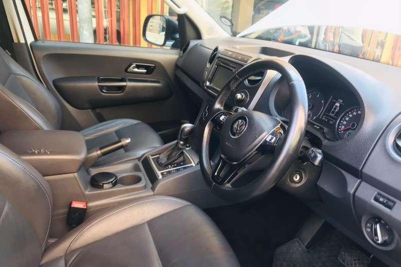 VW Amarok Double Cab 2016