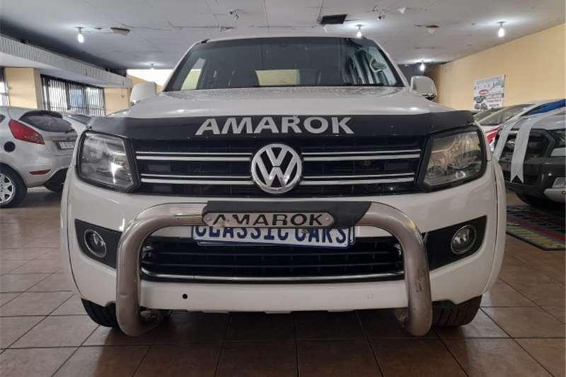 Used 2016 VW Amarok Double Cab