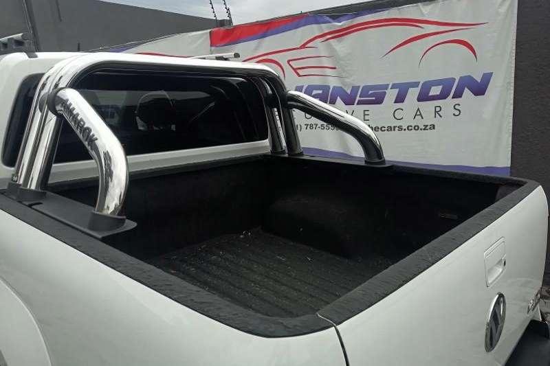 Used 2017 VW Amarok Double Cab