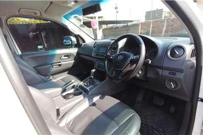 VW Amarok Double Cab AMAROK 2.0 BiTDi DARK LABEL 4MOT A/T D/C P/U 2012